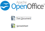 X-ApacheOpenOffice (formerly X-OpenOffice.org) 4.1.1 [rev4] poster