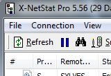 X-NetStat Pro 5.61 poster