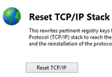 XP TCP/IP Repair 2.2 poster