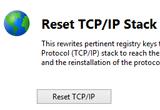 XP TCP/IP Repair 2.2 poster
