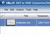 Xilisoft AVI to DVD Converter 3.0.45.0612 poster
