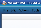 Xilisoft DVD Subtitle Ripper 1.1.20.0402 poster