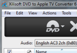 Xilisoft DVD to Apple TV Converter 6.0.3 Build 0504 poster