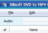 Xilisoft DVD to MP4 Suite 5.0.50.0403 poster