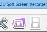 ZD Soft Screen Recorder 7.0 poster