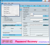 ZIP RAR ACE Password Recovery 2.52.41 image 1
