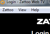 Zattoo 5.0.1 poster
