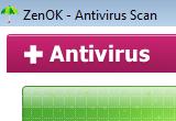 ZenOK Free Antivirus 2012 poster