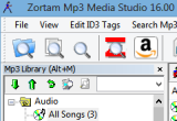 Zortam Mp3 Media Studio 18.05 poster