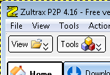 Zultrax P2P 4.43 poster