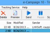 e-Campaign 10.0.30.2103 poster
