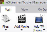 eXtreme Movie Manager 8.1.6.0 poster
