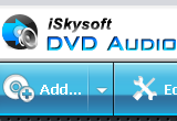 iSkysoft DVD Audio Ripper 2.1.0.14 poster