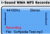 i-Sound WMA MP3 Recorder Professional 6.9.7.0 poster