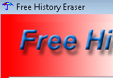 Free History Eraser 4.7 poster
