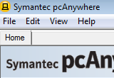 Symantec pcAnywhere 12.1.0.446 poster