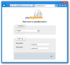 phpMyAdmin 4.2.8.1 image 0
