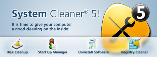 ������� ������System Cleaner 5.94c